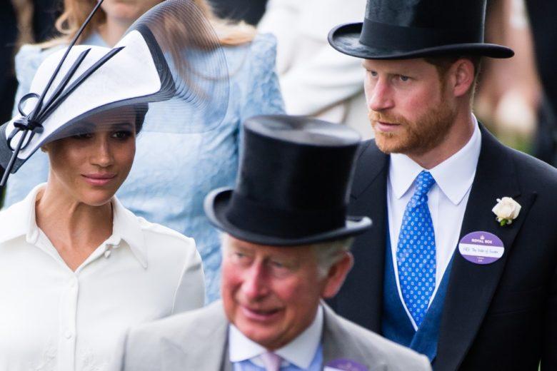 Harry e Meghan hanno chiesto al principe Carlo di pagare le spese per la loro sicurezza