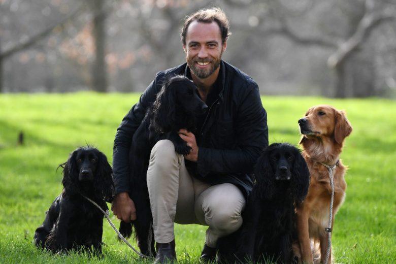 Il fratello di Kate, James Middleton, ha aperto un'azienda di cibo liofilizzato per animali