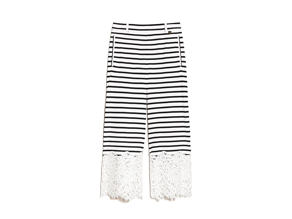 twinset-cropped-a-righe-con-pizzo