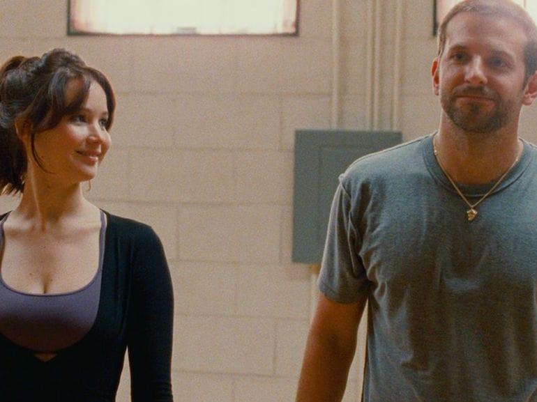 Bradley Cooper maglietta grigia