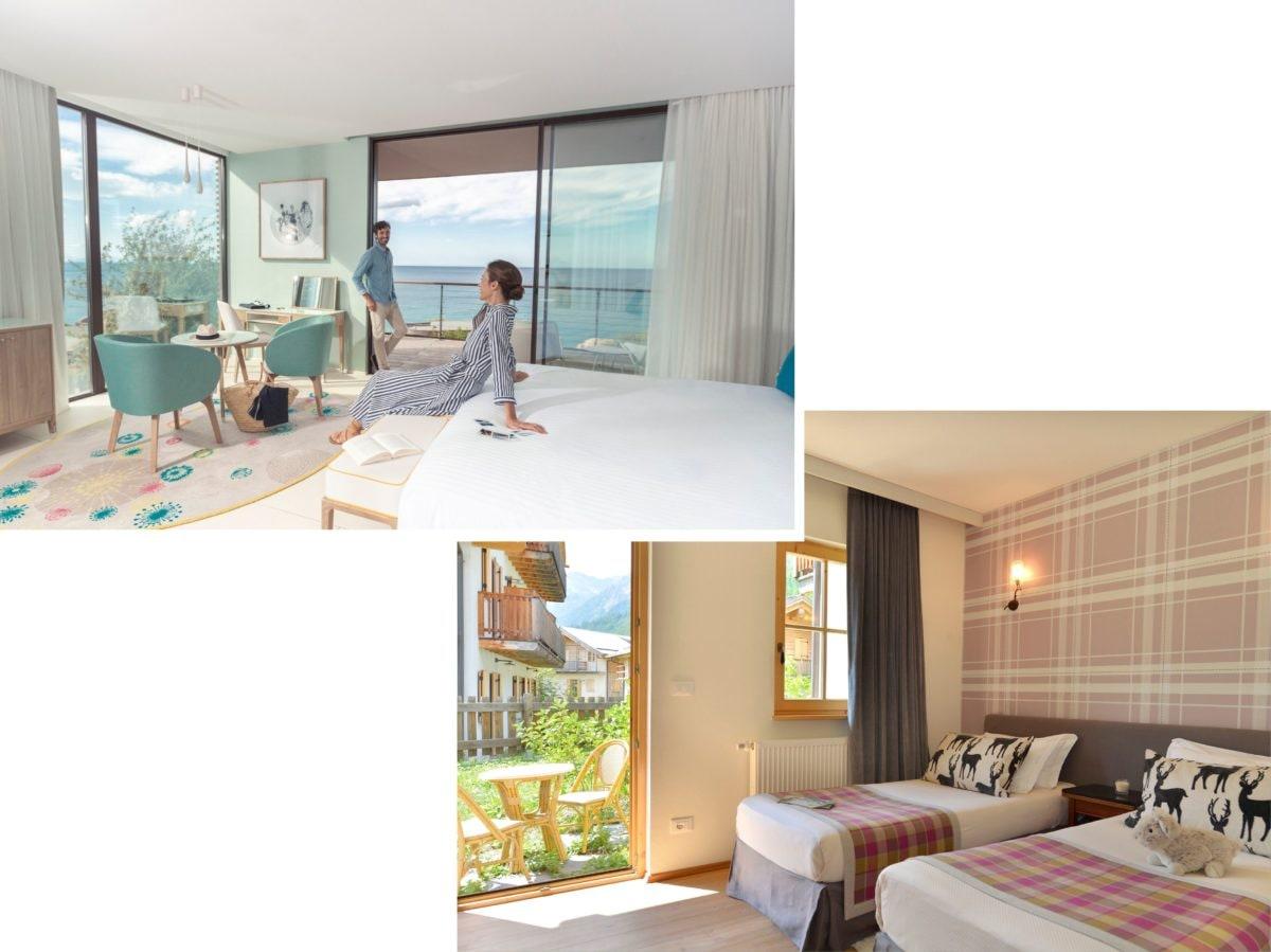 Club Med interno camere resort