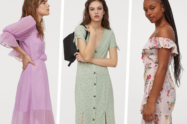 11 abiti di H&M per goderci al meglio quest'estate