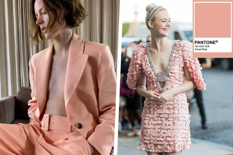 Coral Pink Pantone: il rosa corallo perfetto per l'estate che vi colpirà dritto al cuore!