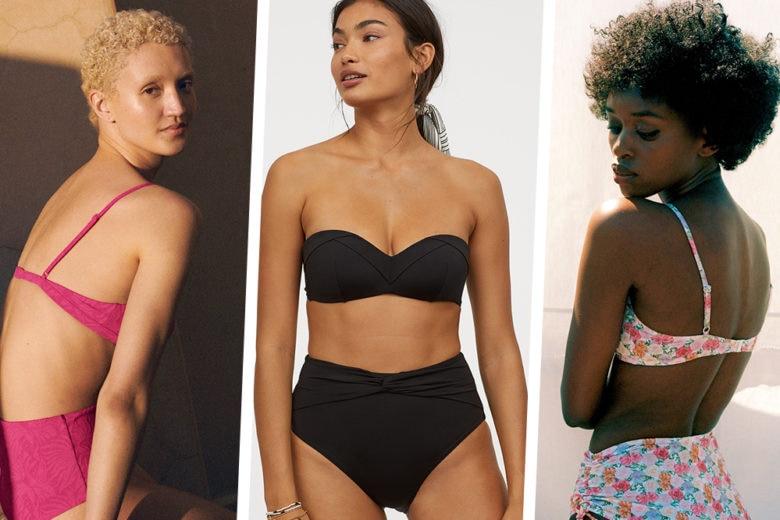Tutte pazze per il bikini a vita alta (sì, è ancora lui il modello must dell'estate!)