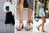 I sandali infradito (flat o col tacco) sono il fashion trend a cui non potrete dire di no!