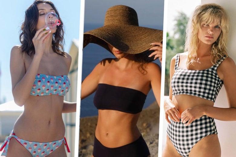 Costumi da bagno sostenibili: 10 brand (+1) per un'estate green & chic