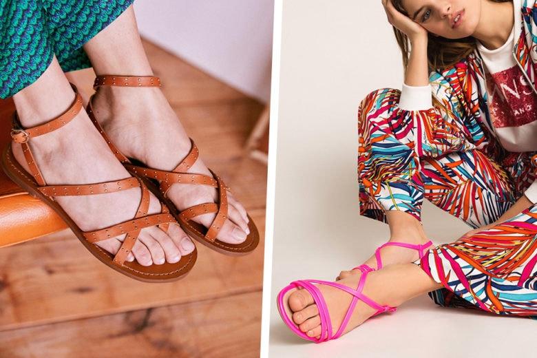 Flat is better: ecco i sandali bassi da avere (e sfoggiare in ogni occasione!)