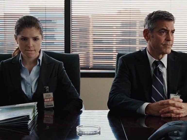 George Clooney abito