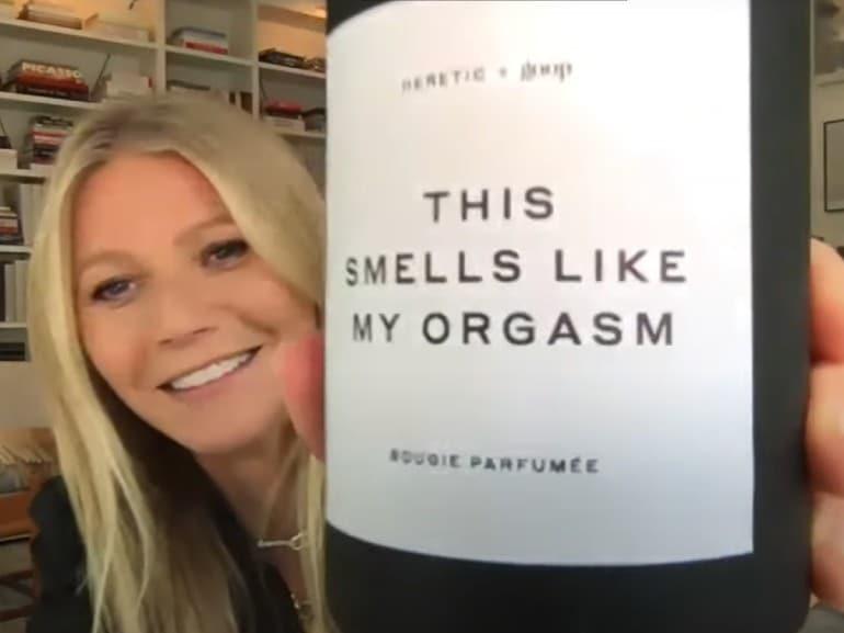 Gwyneth Paltrow candela
