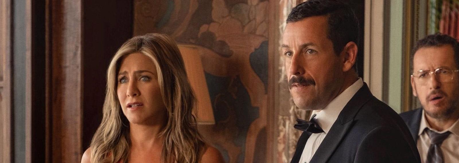 Murder Mystery Jennifer Aniston