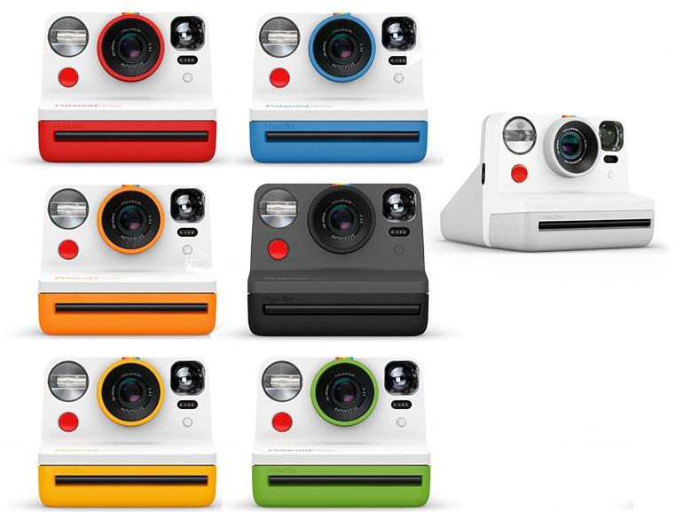 Polaroid colorate