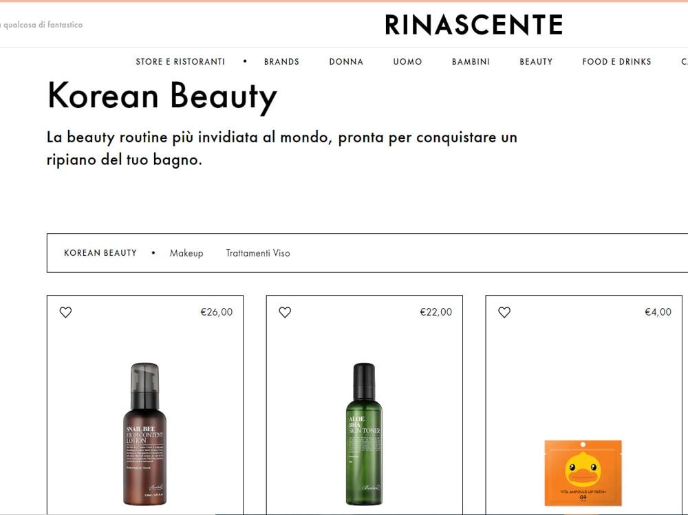 Prodotti-skincare-coreana-dove-acquistare-LA-RINASCENTE