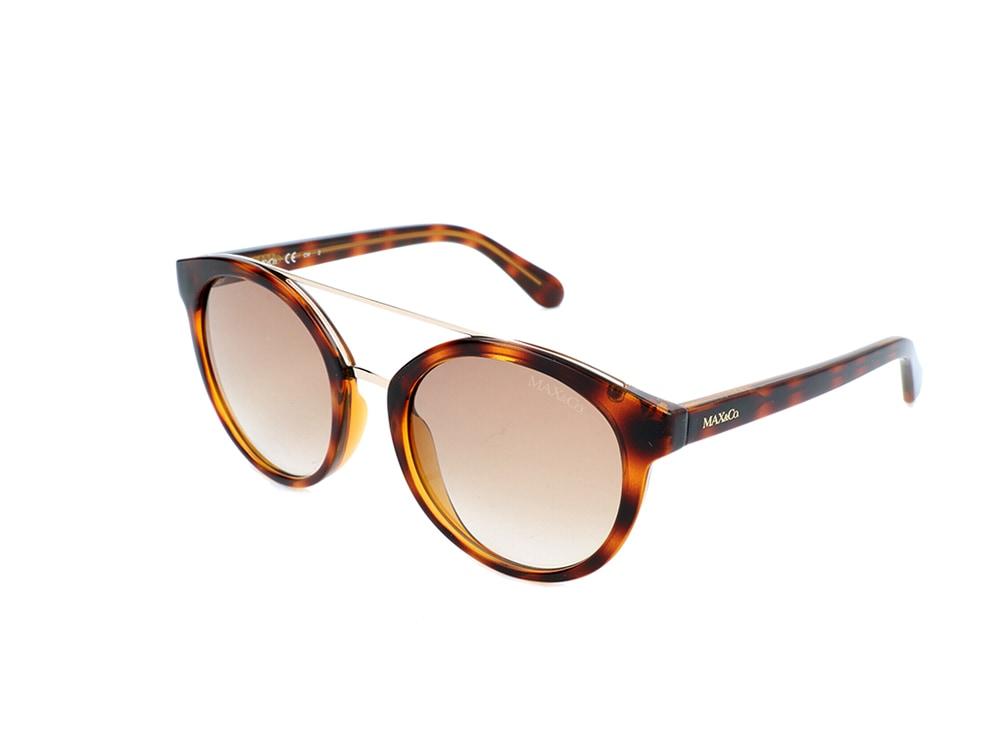 Veepee_Max&co_Occhiali-da-sole-donna-ambra-sfumato-lenti-marrone-sfumato-Indice-di-protezione-UV2_44,99euro