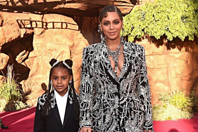 """Beyoncé ha assunto un """"allenatore di autostima"""" per la figlia Blue Ivy"""