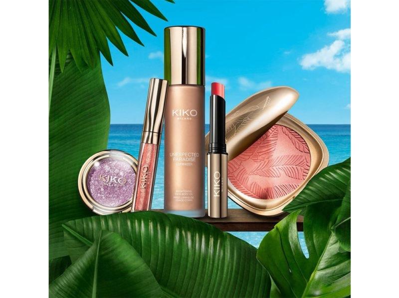 collezioni-make-up-estate-2020-KIKO-UNEXPECTED-PARADISE
