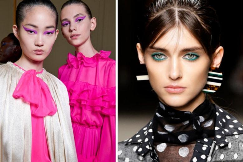 Eyeliner colorati: scegliete la vostra nuance per un trucco occhi super catchy!