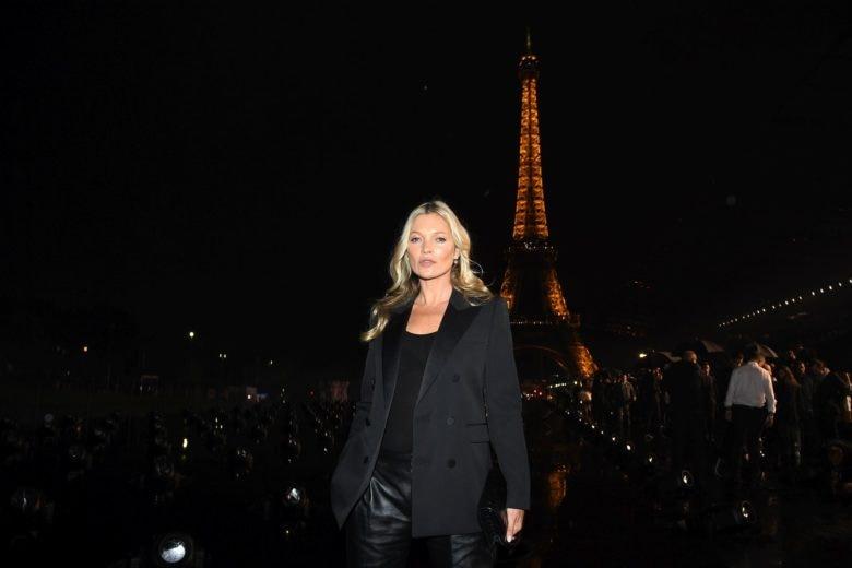 Kate Moss: «Trasgredire è una questione di stile»