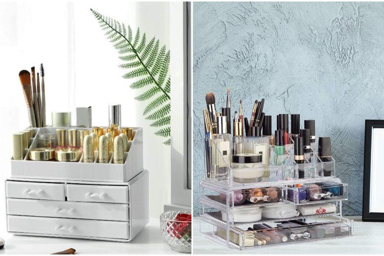 Porta trucchi: come sceglierli, organizzarli e i migliori per un make up in ordine