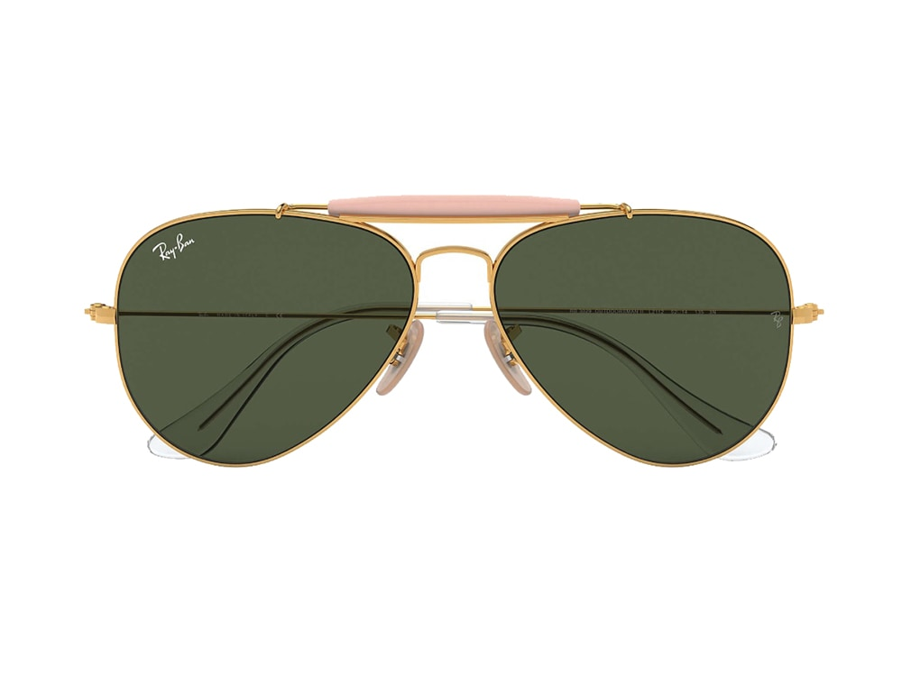 rayban-occhiali-da-sole-outdoorsman-con-frontalino-decorativo