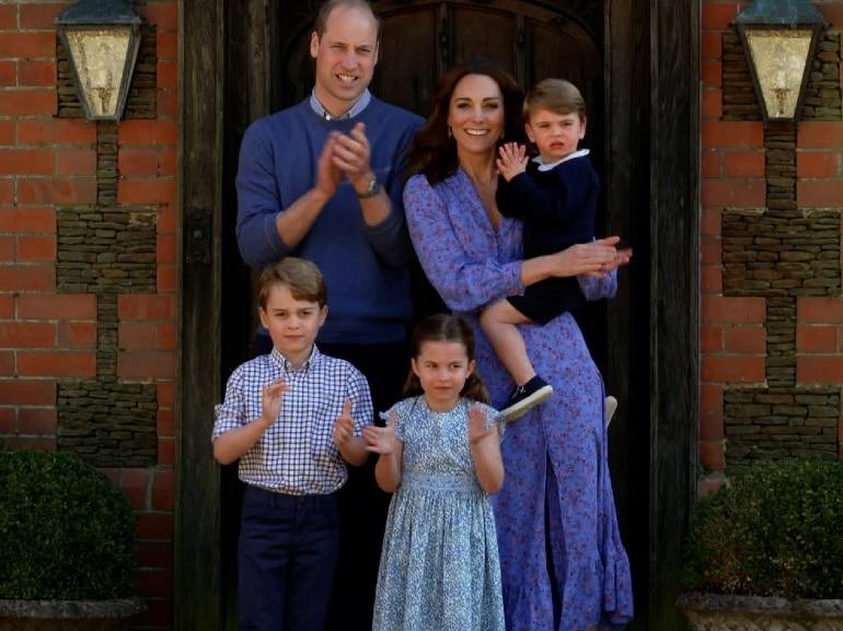 royal family cambridge