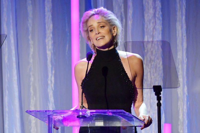 """Sharon Stone: """"Una seconda occasione ci aspetta"""""""