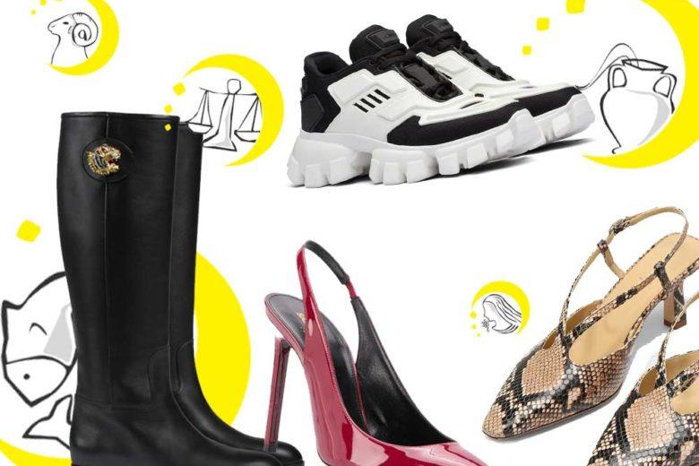 Fashion oroscopo Shoes Edition: una scarpa per ogni segno zodiacale