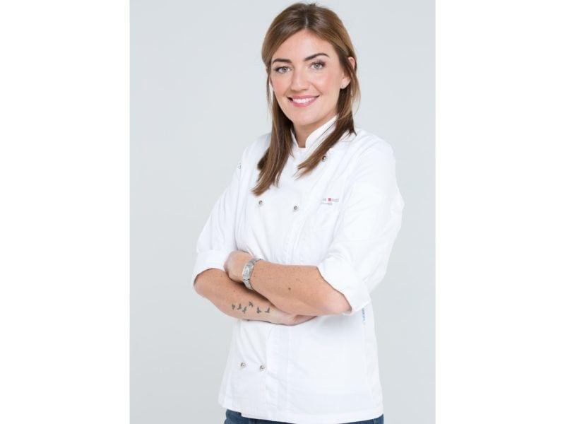 Chiara Maci food blogger per Meritene Proactive