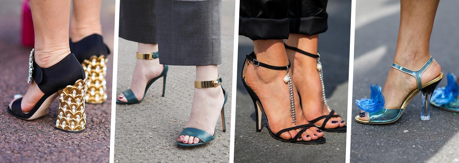 DESKTOP sandali eleganti
