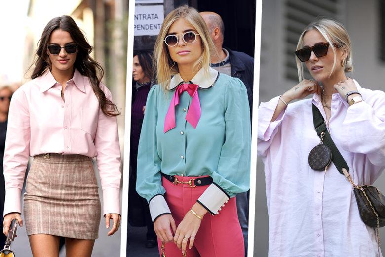 Back to office/school? Sì ma con stile, quindi con le camicie più belle & chic