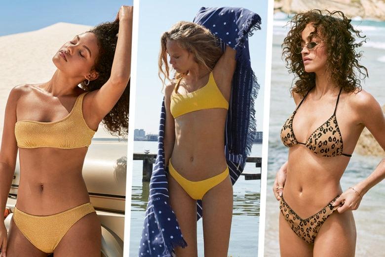 Costumi sgambati: i modelli più sexy dell'estate 2020