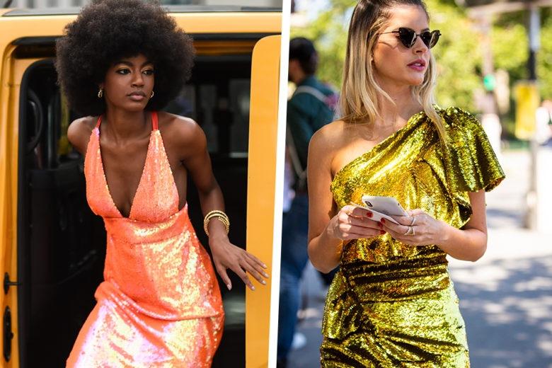 A.A.A. Abiti in paillette cercasi? Ecco i modelli più glamour da sfoggiare!