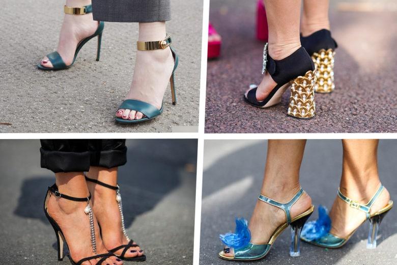 Da giorno o da sera, ecco i sandali più eleganti dell'estate