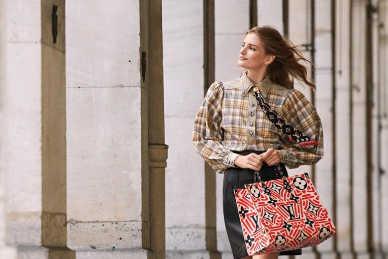 LV Crafty: l'artigianalità di Louis Vuitton incontra lo stile underground