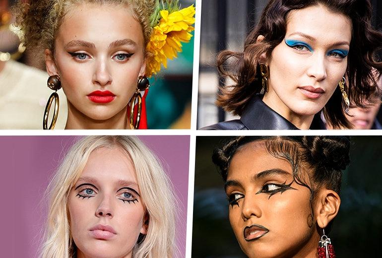 Trucco con eyeliner: tutte le ispirazioni più cool da copiare