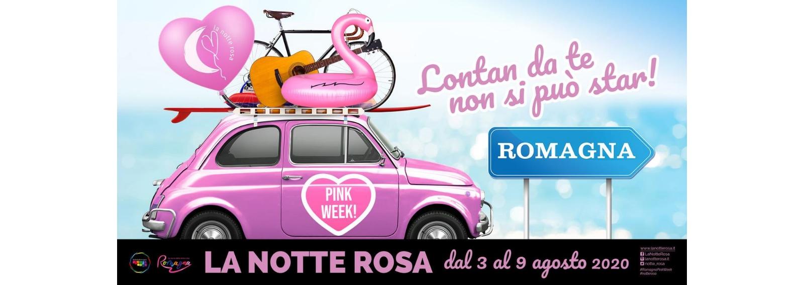 Pink week romagna DESK