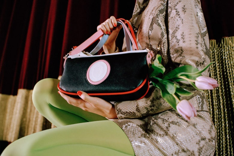 Trussardi: una capsule di borse esclusiva firmata Giulia e Camilla Venturini
