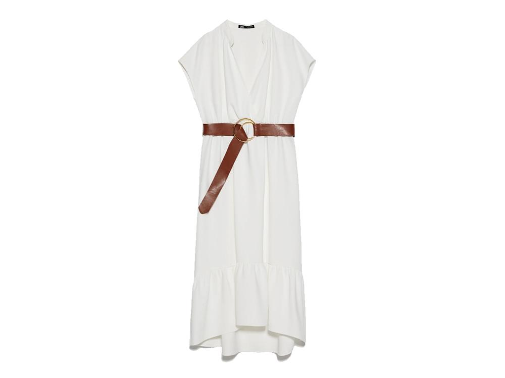 abito-bianco-con-cintura-zara