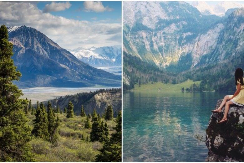 Beauty case per la montagna: i prodotti di bellezza essenziali in alta quota