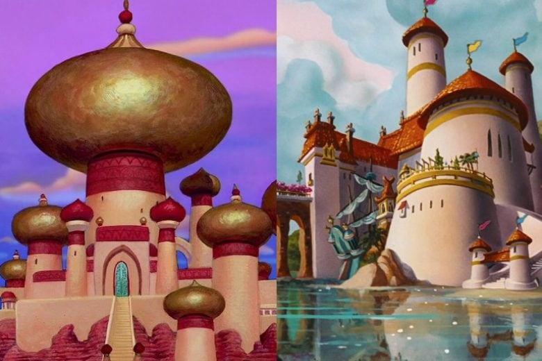 Ecco quanto costerebbero i castelli delle favole Disney nel mondo reale
