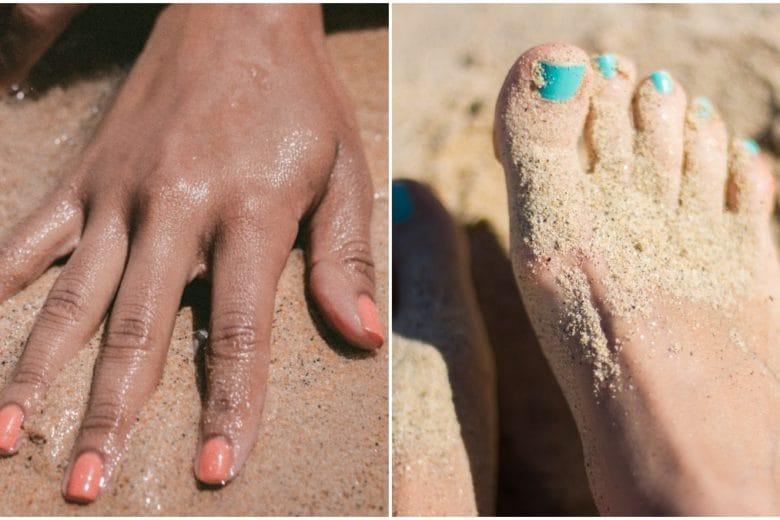 Come abbinare lo smalto per mani e piedi: i match più glam per l'estate