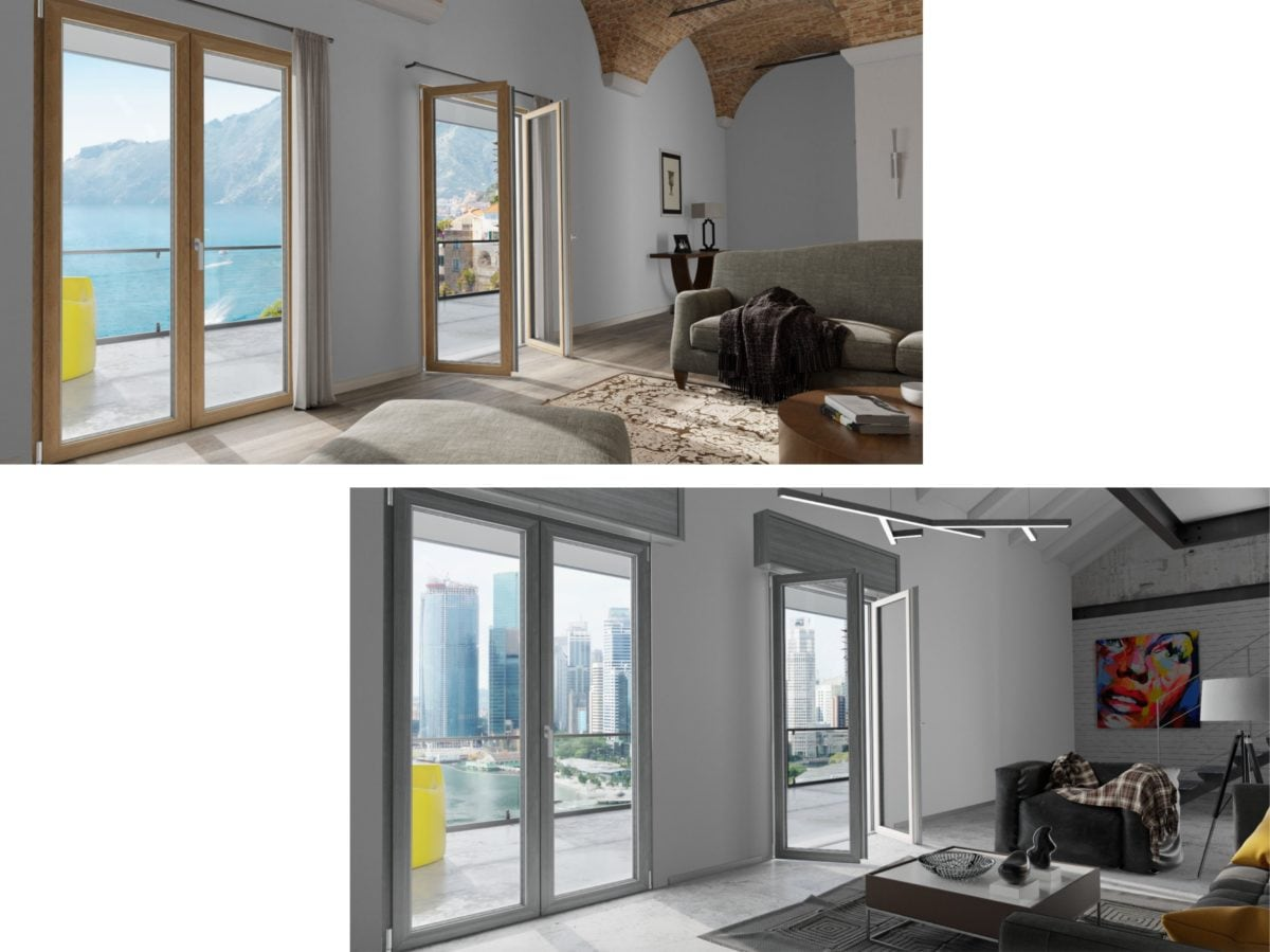 configurare REH.VIEW finestre Rehau 23