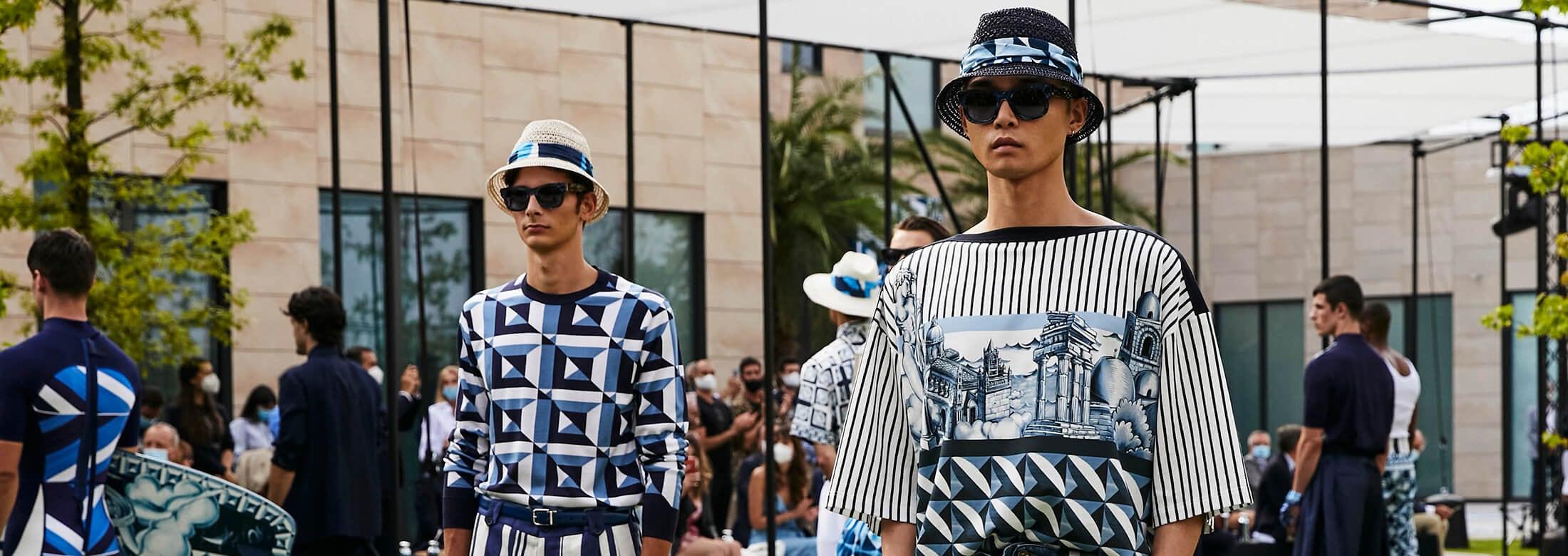 _desk Milano Digital Fashion Week -Dolce Gabbana SS21