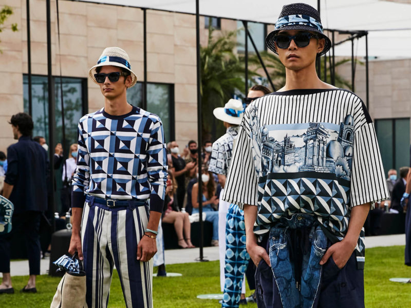 _mob Milano Digital Fashion Week -Dolce Gabbana SS21