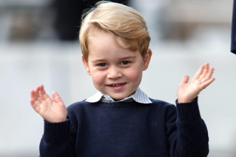 La madrina del principe George rivela com'è il royal baby lontano dal pubblico