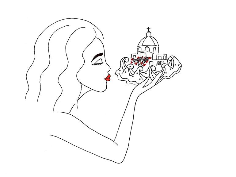 L'amante — e non è il film con Romy Schneider