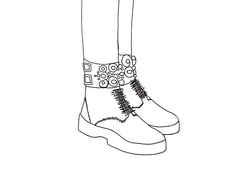 Il secondo: In her shoes — e non è il film con Cameron Diaz