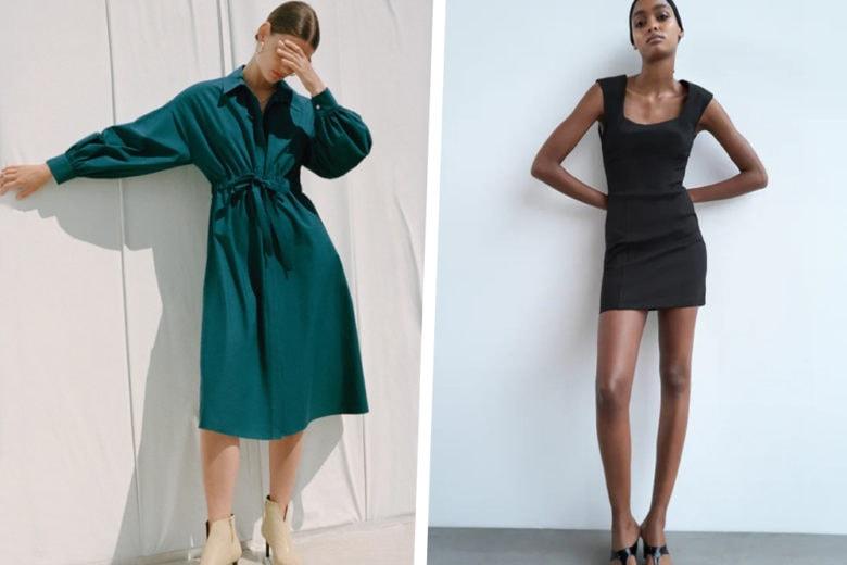 Con questi 10 (+1) abiti di Zara il rientro sarà più soft (e cool)