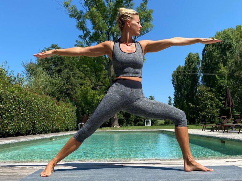 Federica Fontana perche praticare yoga tutti i gironi benessere salute 32