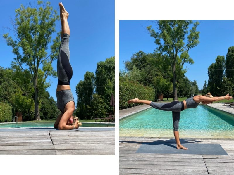 Federica Fontana perche praticare yoga tutti i gironi benessere salute 33