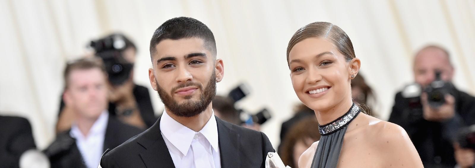 Gigi Hadid ha partorito e lo annuncia sui social con Zayn Malik: è una bambina